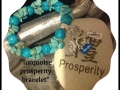 Turquoise Prosperity Bracelet