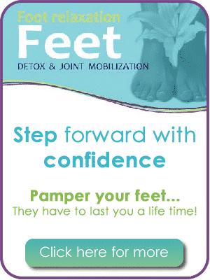 feet pampering
