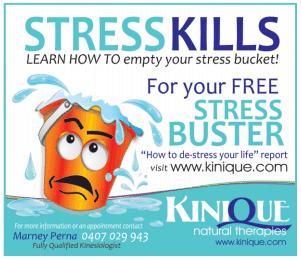 Stress Kills